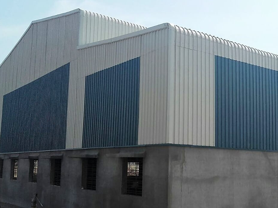 Roof & NLC Matching Cladding Sheets