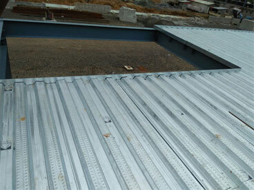 Composite floor steel Deck sheet​