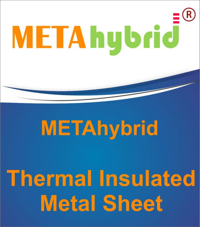 thermal Insulated Metal Roofing Sheet