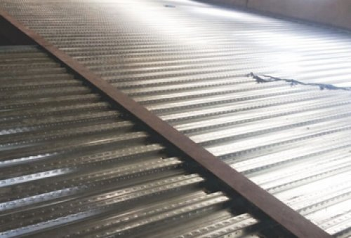 composite floor steel decking sheet